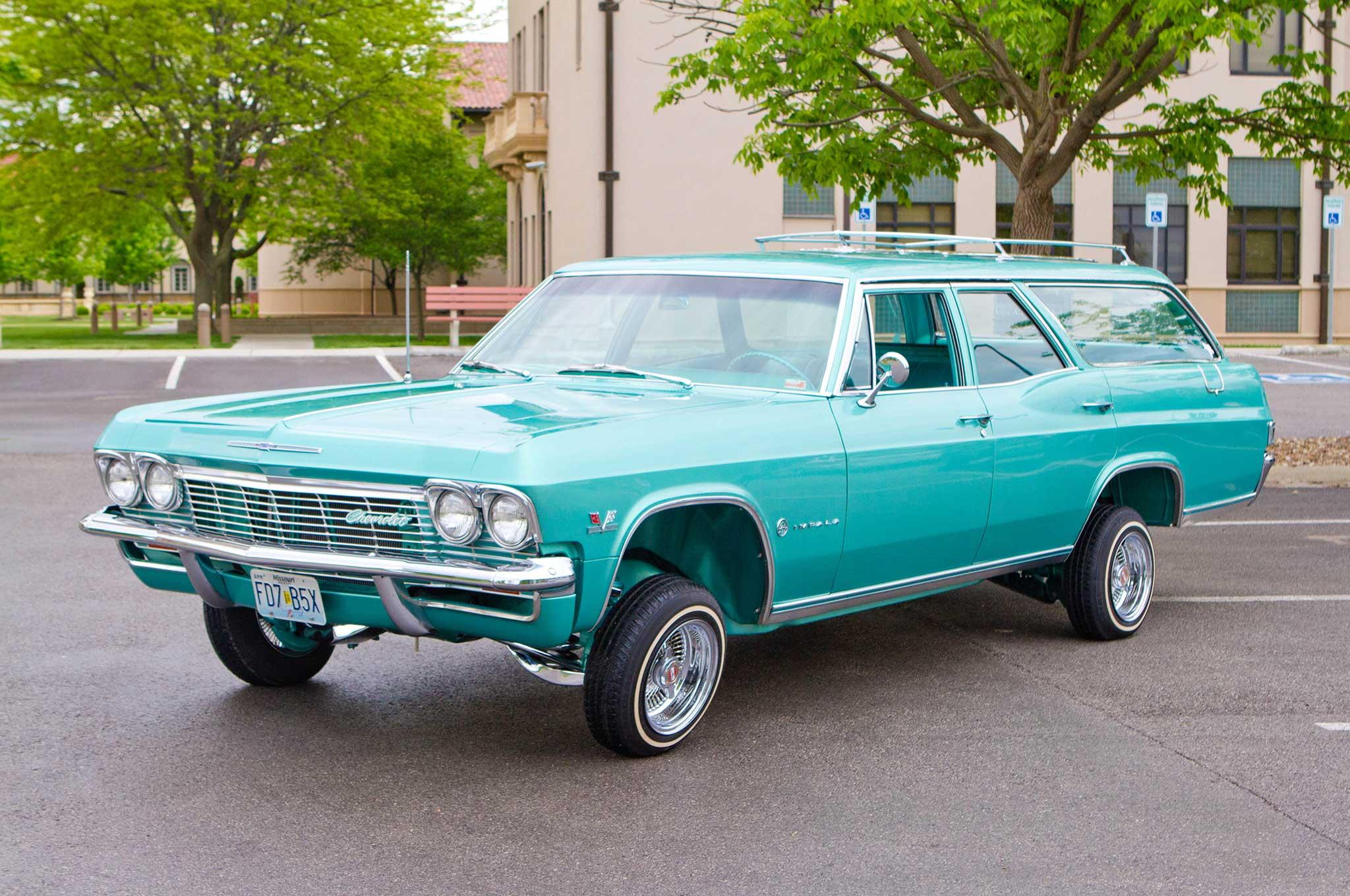Chevrolet Impala IV 1964 - 1970 Station wagon 5 door #1