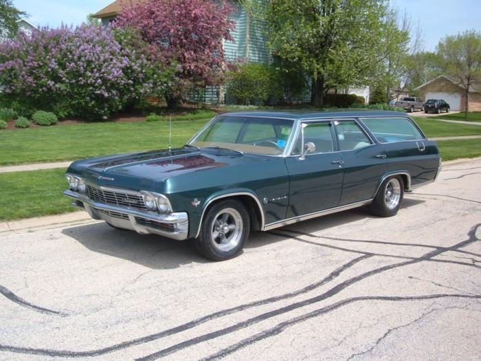Chevrolet Impala IV 1964 - 1970 Station wagon 5 door #3