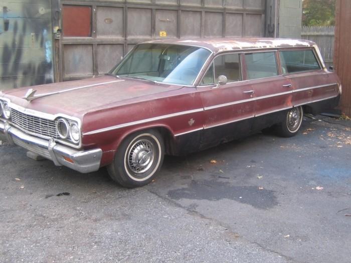 Chevrolet Impala IV 1964 - 1970 Station wagon 5 door #6