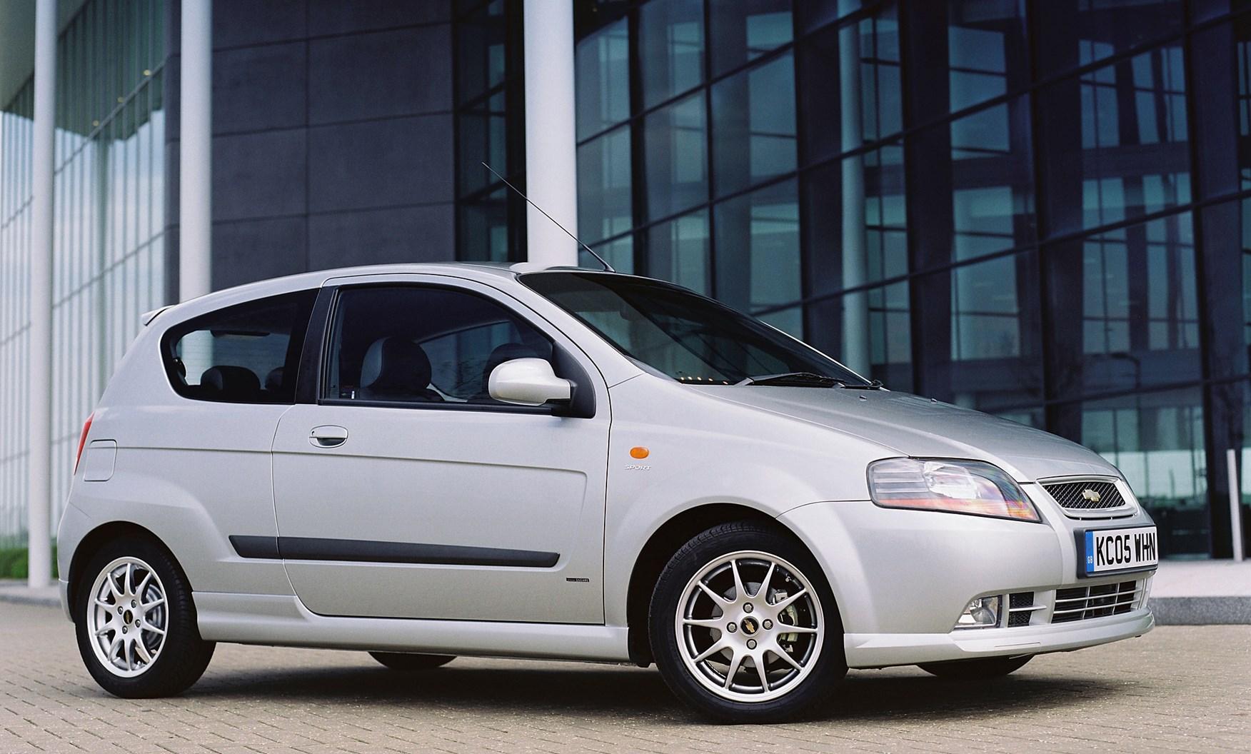 Chevrolet Kalos 2003 - 2008 Hatchback 3 door #1