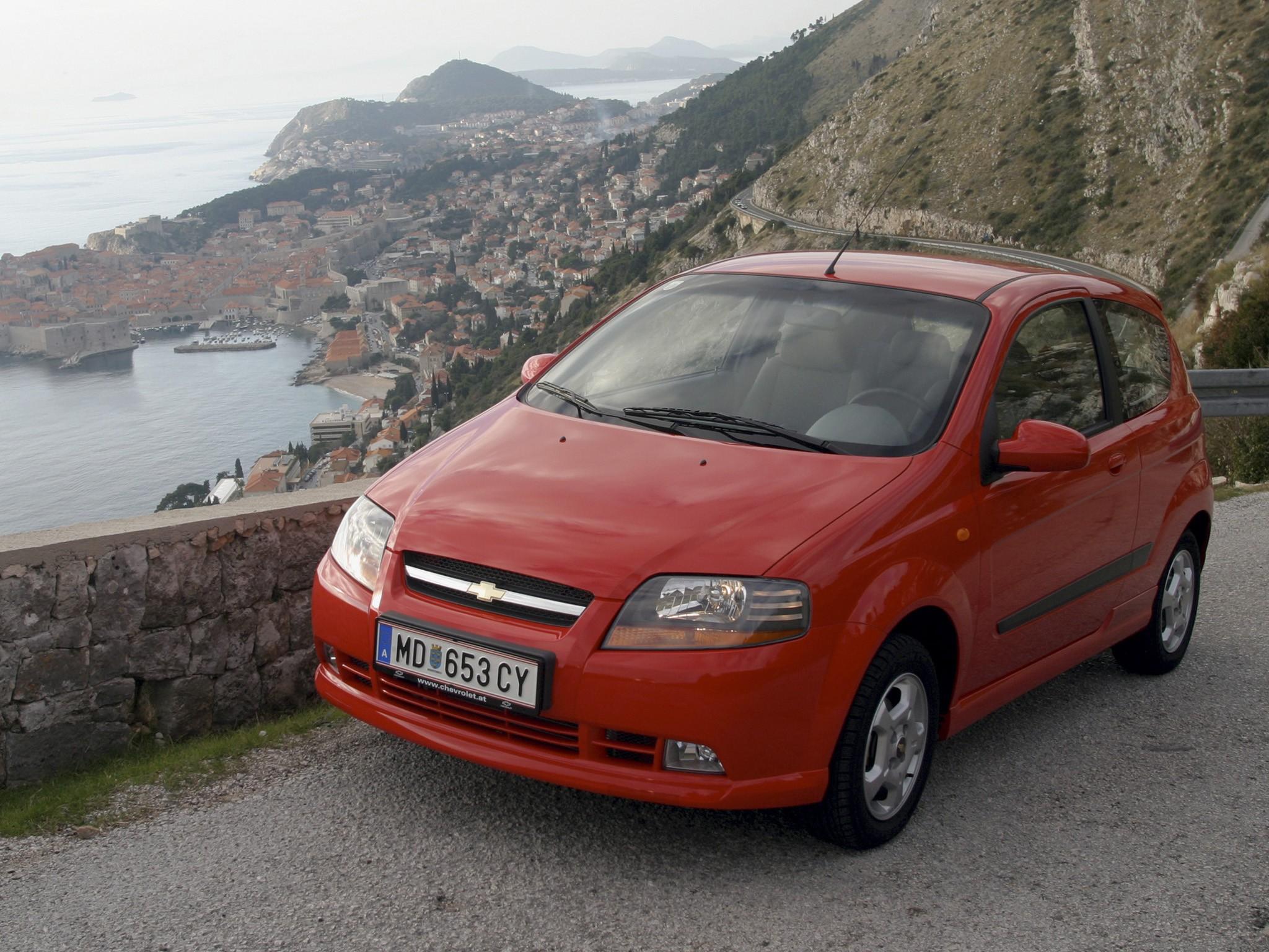 Chevrolet Kalos 2003 - 2008 Hatchback 3 door #3