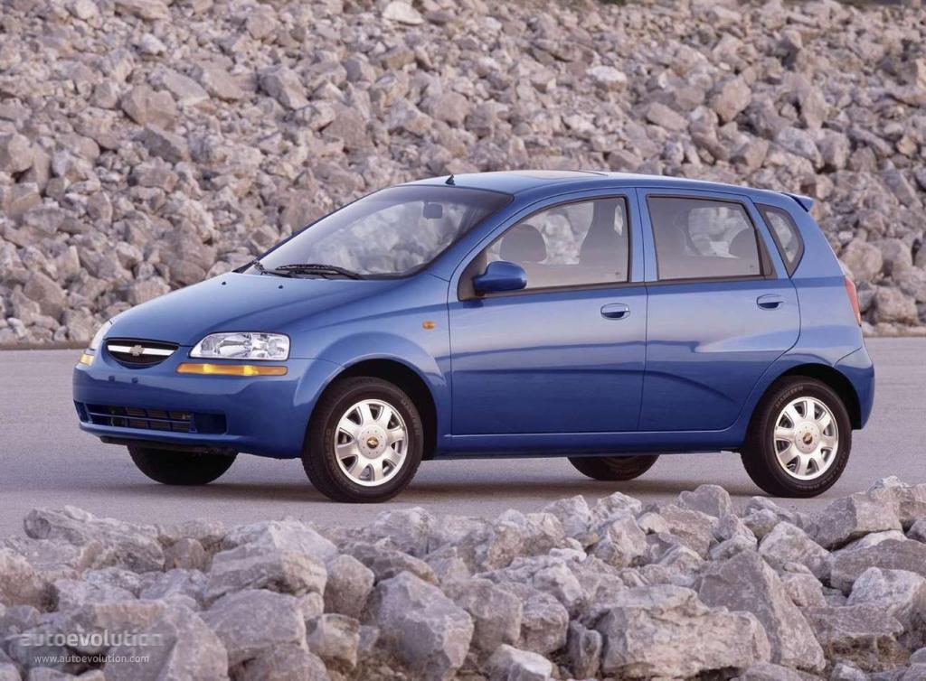 Chevrolet Kalos 2003 - 2008 Hatchback 5 door #1