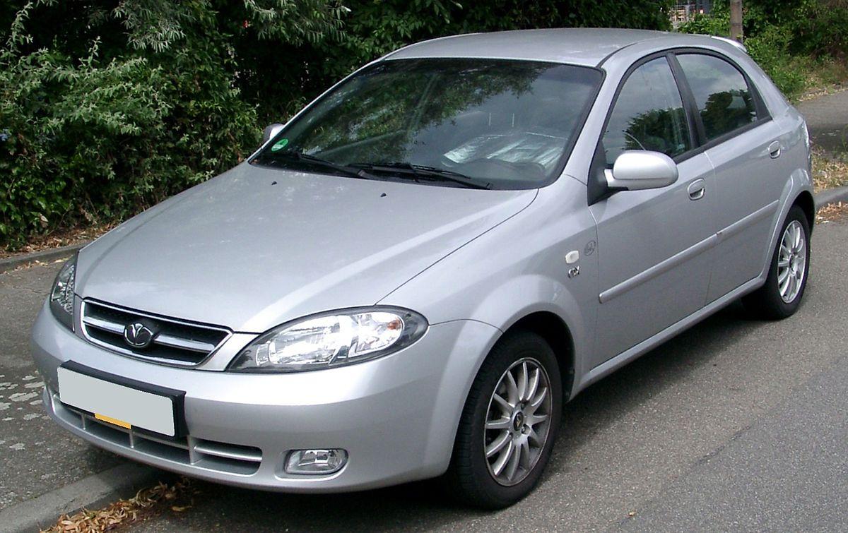 Chevrolet Nubira 2003 - 2010 Station wagon 5 door #8