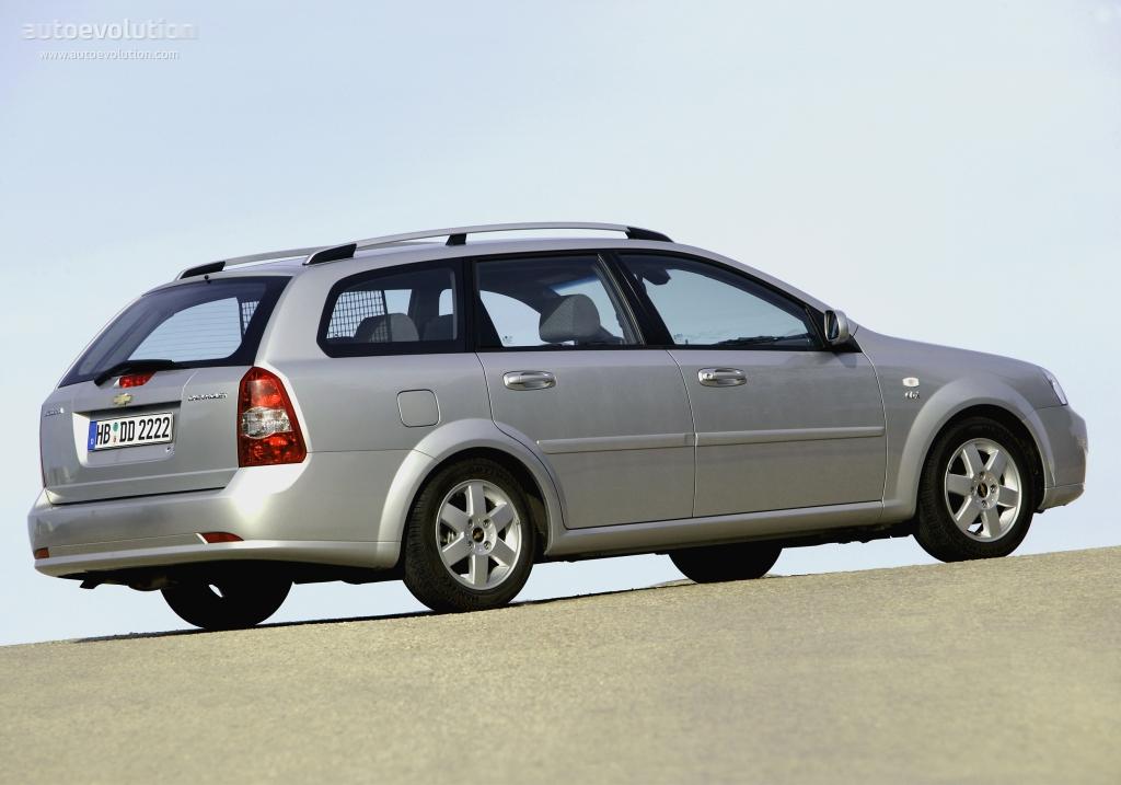 Chevrolet Nubira 2003 - 2010 Station wagon 5 door #5