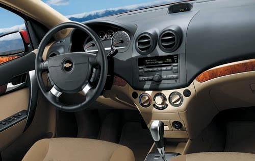 Chevrolet Lanos I 2005 - 2009 Sedan #8