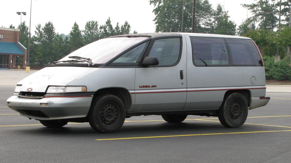 Chevrolet Lumina APV 1989 - 1996 Minivan #1