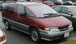 Chevrolet Lumina APV 1989 - 1996 Minivan #6