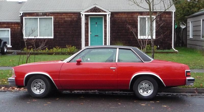 Chevrolet Malibu IV 1978 - 1983 Sedan #3