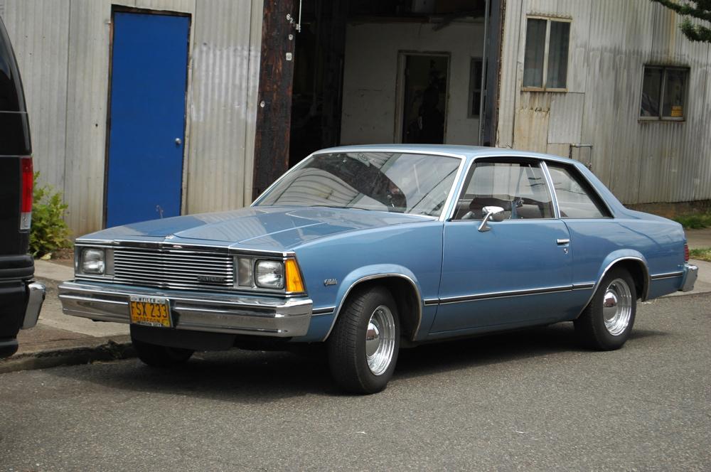 Chevrolet Malibu IV 1978 - 1983 Sedan #1