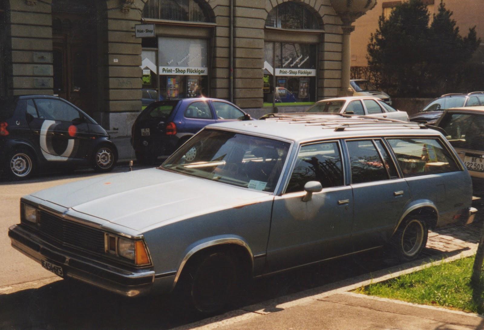 Chevrolet Malibu IV 1978 - 1983 Sedan #2