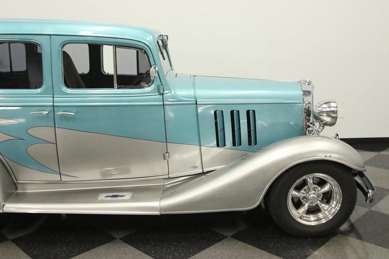 Chevrolet Master 1933 - 1942 Cabriolet #3
