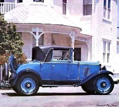 Chevrolet Master 1933 - 1942 Cabriolet #4