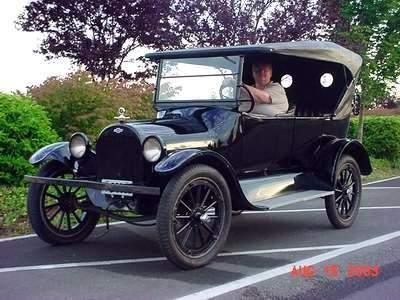 Chevrolet Master 1933 - 1942 Cabriolet #8