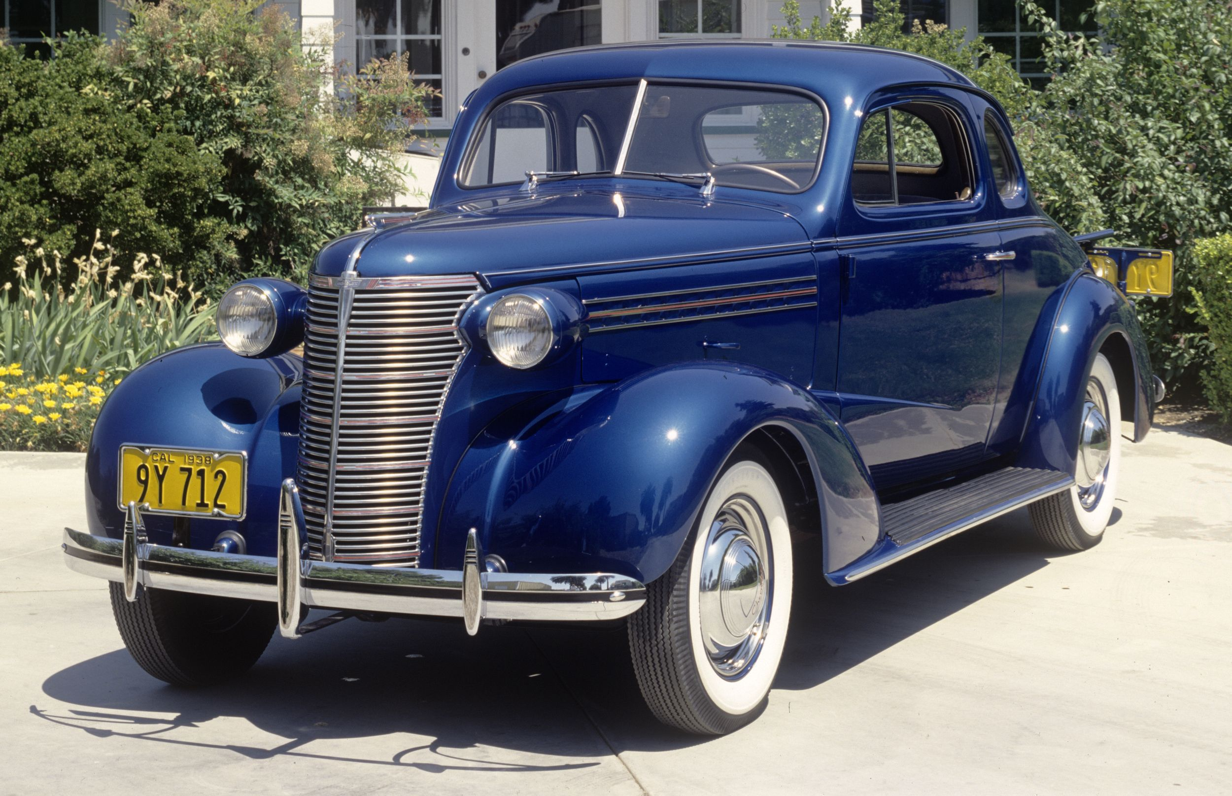 Chevrolet Master 1933 - 1942 Coupe #3