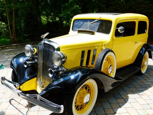 Chevrolet Master 1933 - 1942 Coupe #2