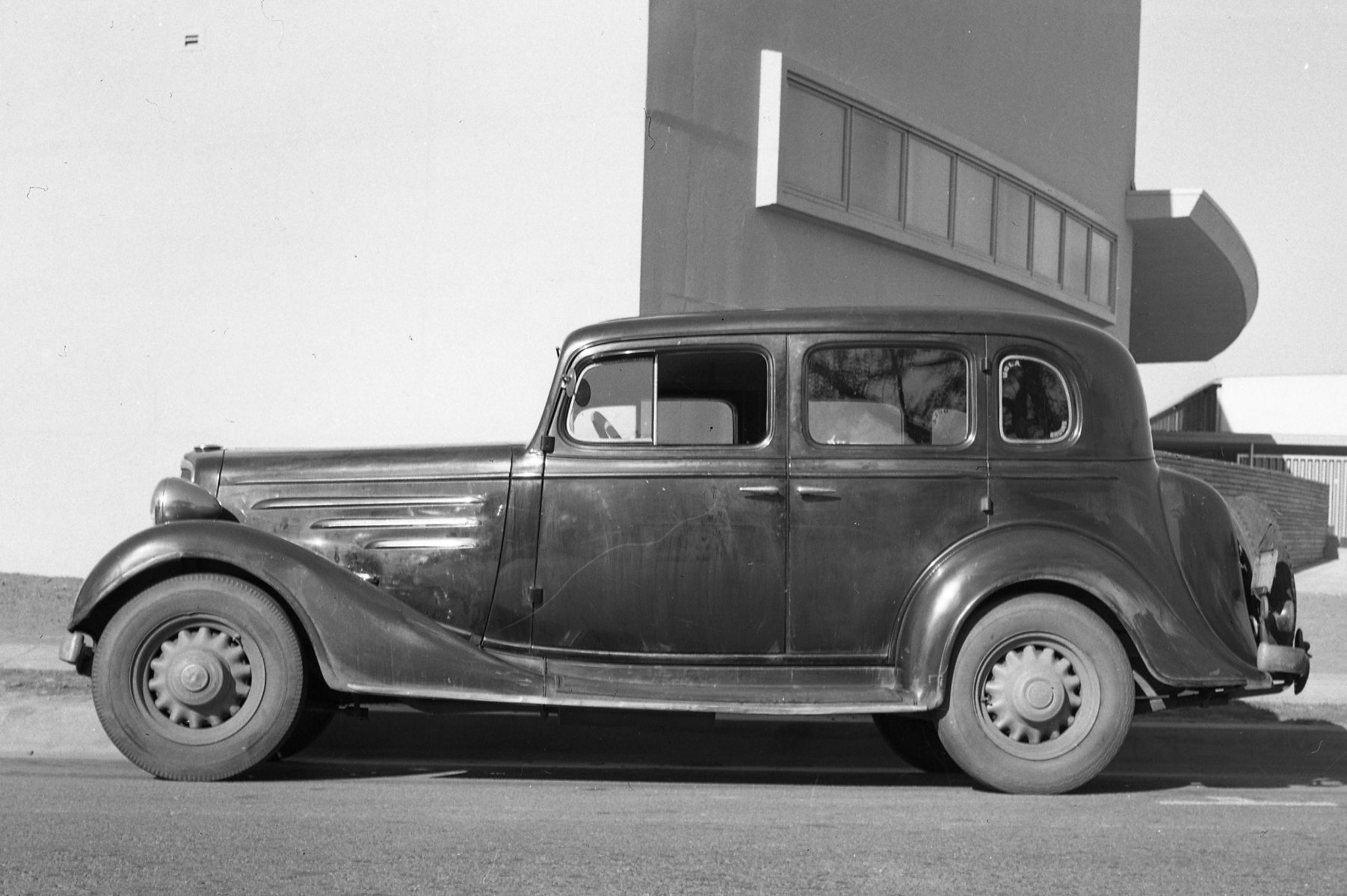 Chevrolet Master 1933 - 1942 Coupe #7