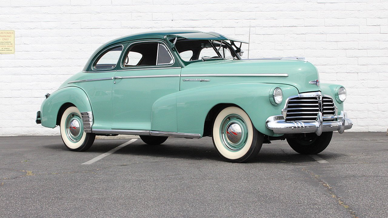 Chevrolet Master 1933 - 1942 Coupe #1