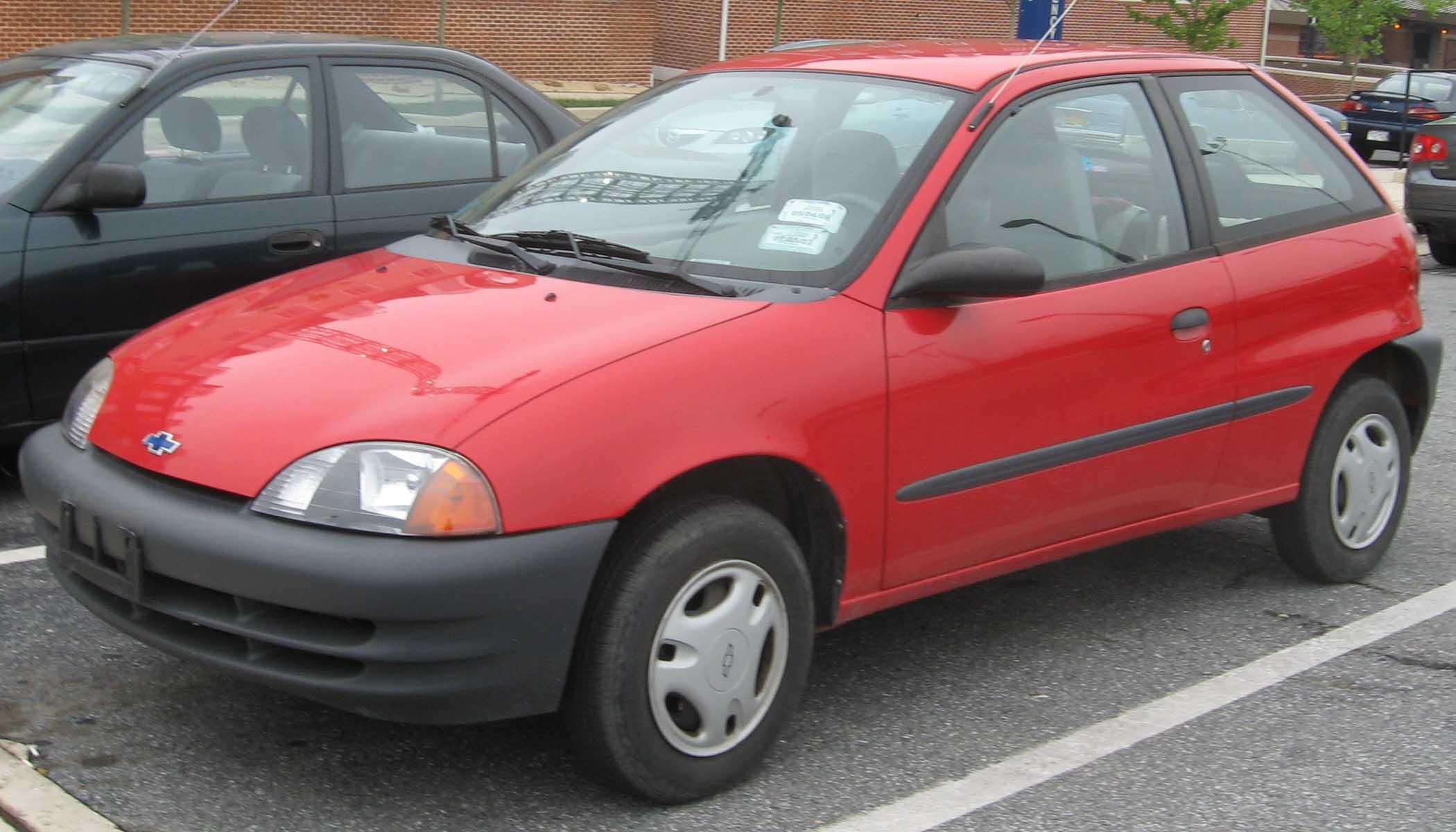 Chevrolet Metro 1998 - 2001 Hatchback 3 door #6