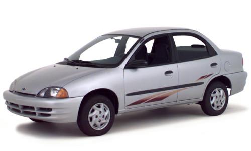Chevrolet Metro 1998 - 2001 Hatchback 3 door #1