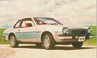 Chevrolet Monza 1982 - 1996 Sedan #2