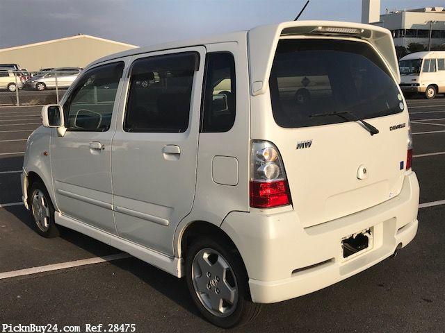 Chevrolet MW 2001 - 2010 Hatchback 5 door #4