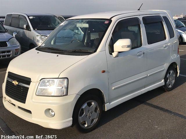 Chevrolet MW 2001 - 2010 Hatchback 5 door #7