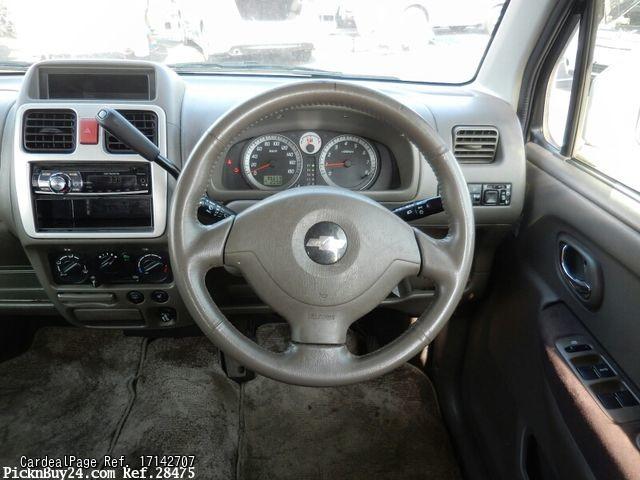 Chevrolet MW 2001 - 2010 Hatchback 5 door #3