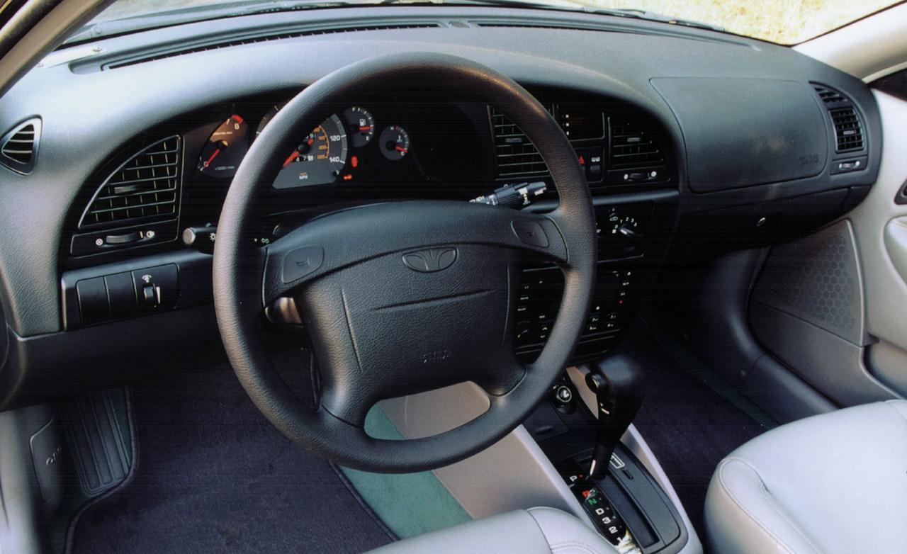 Daewoo Nubira III 2003 - 2004 Sedan #8