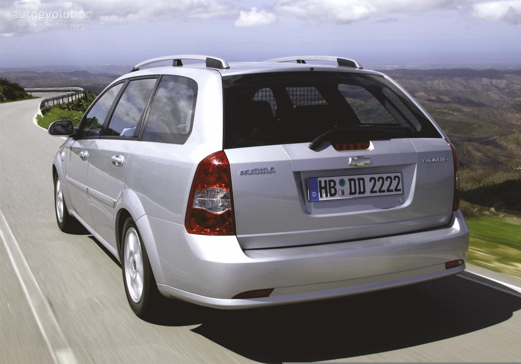 Chevrolet Nubira 2003 - 2010 Station wagon 5 door #1