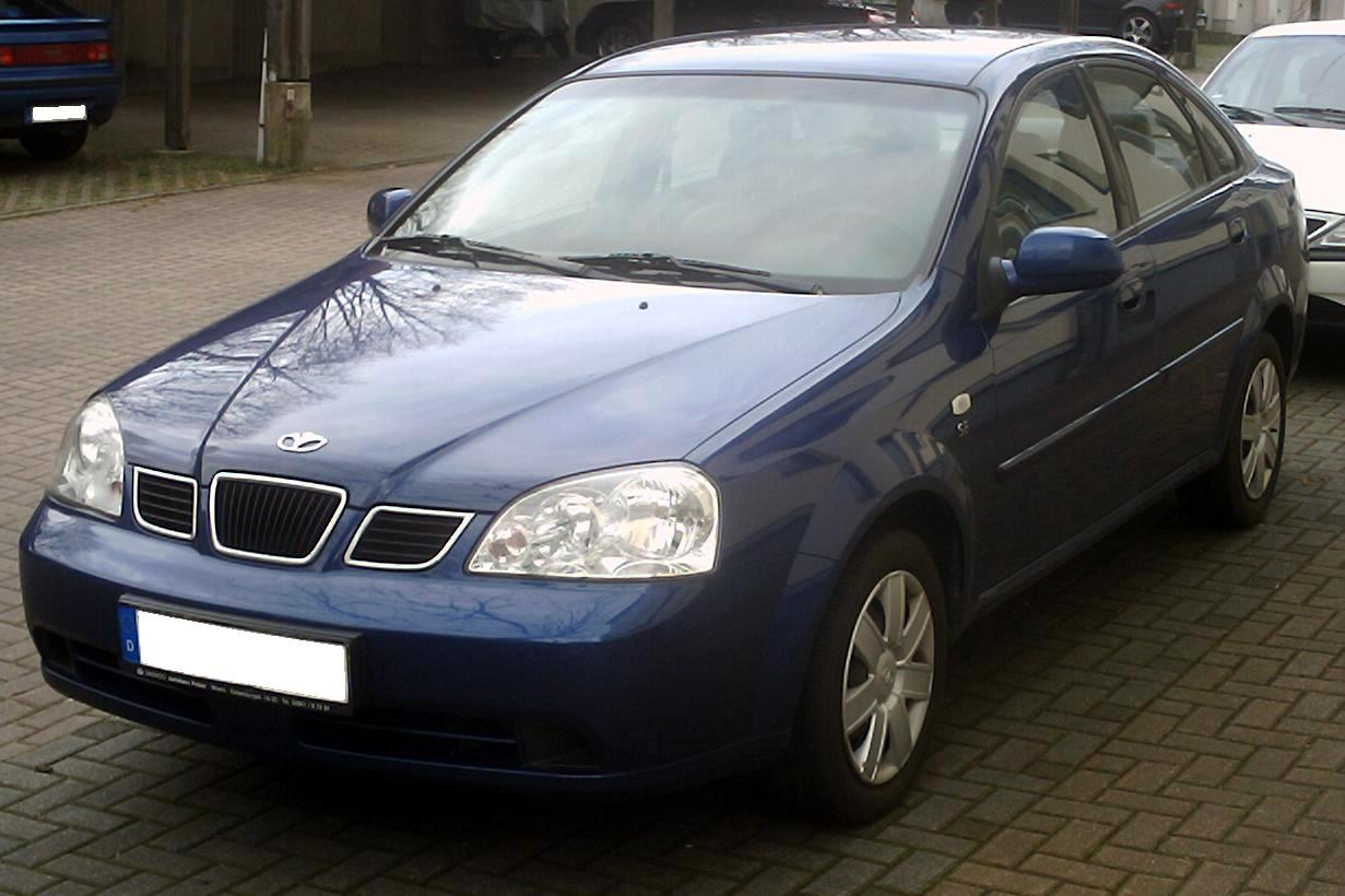 Daewoo Nubira III 2003 - 2004 Sedan #7