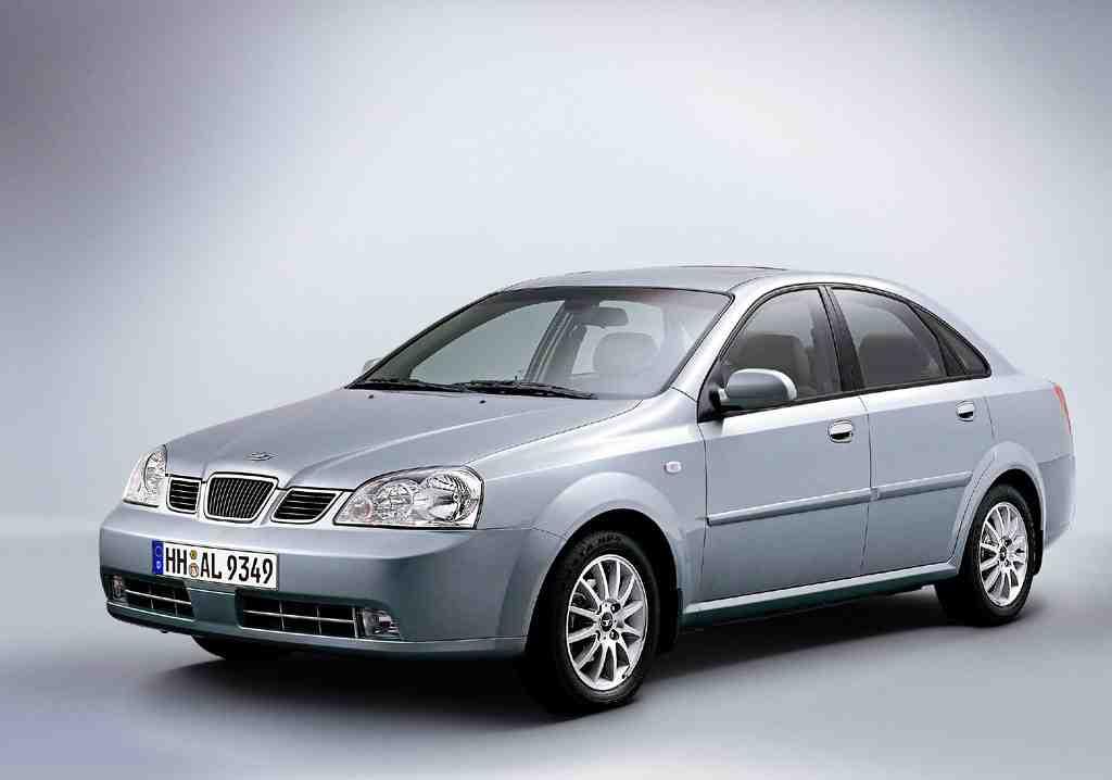 Chevrolet Nubira 2003 - 2010 Station wagon 5 door #7