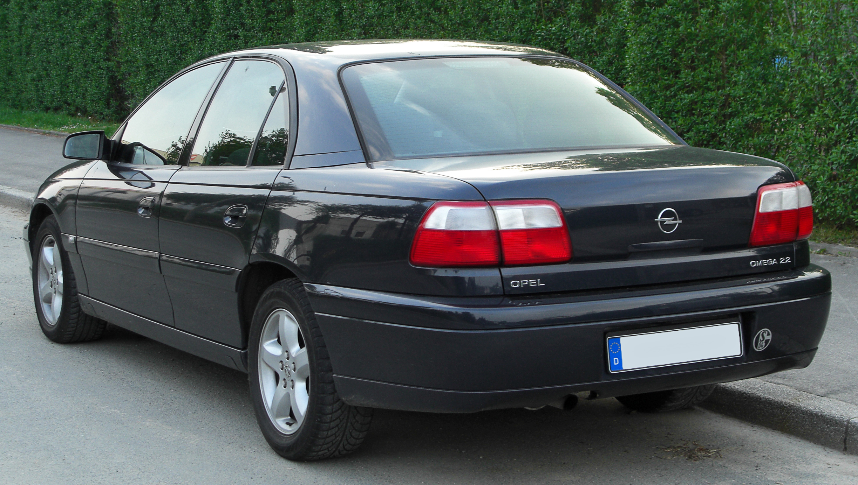 Vauxhall Omega B 1994 - 1999 Sedan #2