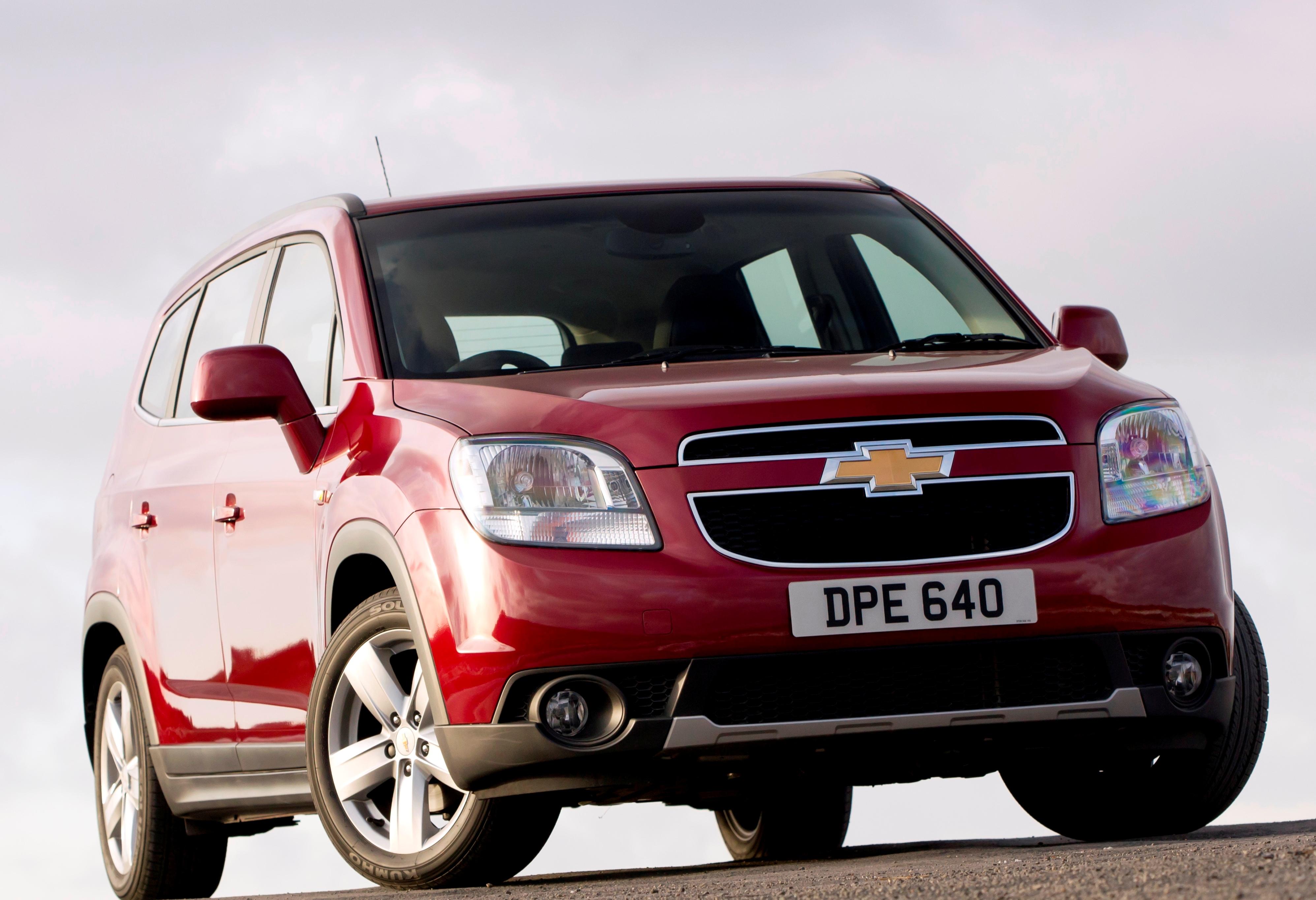 Chevrolet Orlando I 2011 - 2015 Compact MPV #2