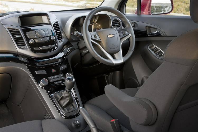 Chevrolet Orlando I 2011 - 2015 Compact MPV #6