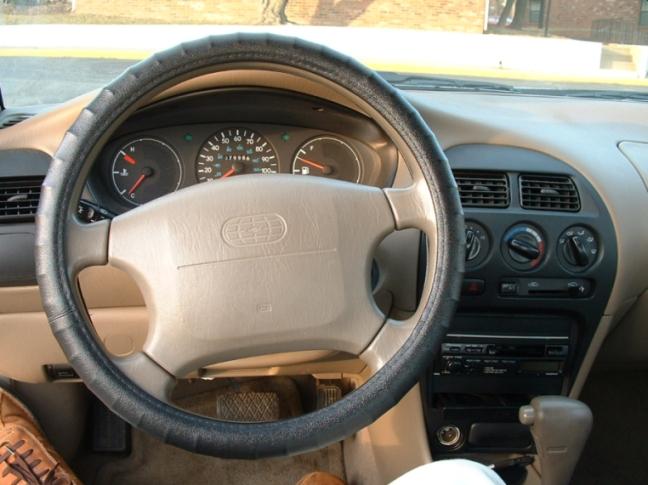 Chevrolet Prizm 1997 - 2002 Sedan #6