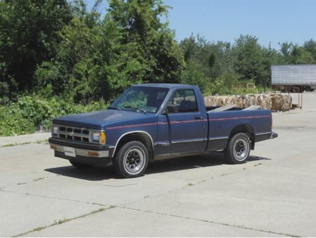 Chevrolet S-10 Pickup 1993 - 2012 Pickup #2