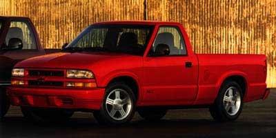 Chevrolet S-10 Pickup 1993 - 2012 Pickup #6