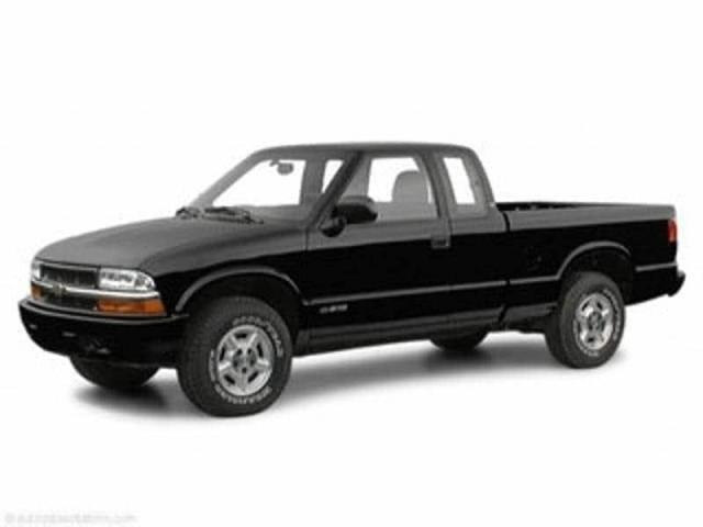 Chevrolet S-10 Pickup 1993 - 2012 Pickup #3