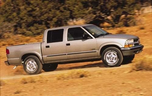 Chevrolet S-10 Pickup 1993 - 2012 Pickup #1