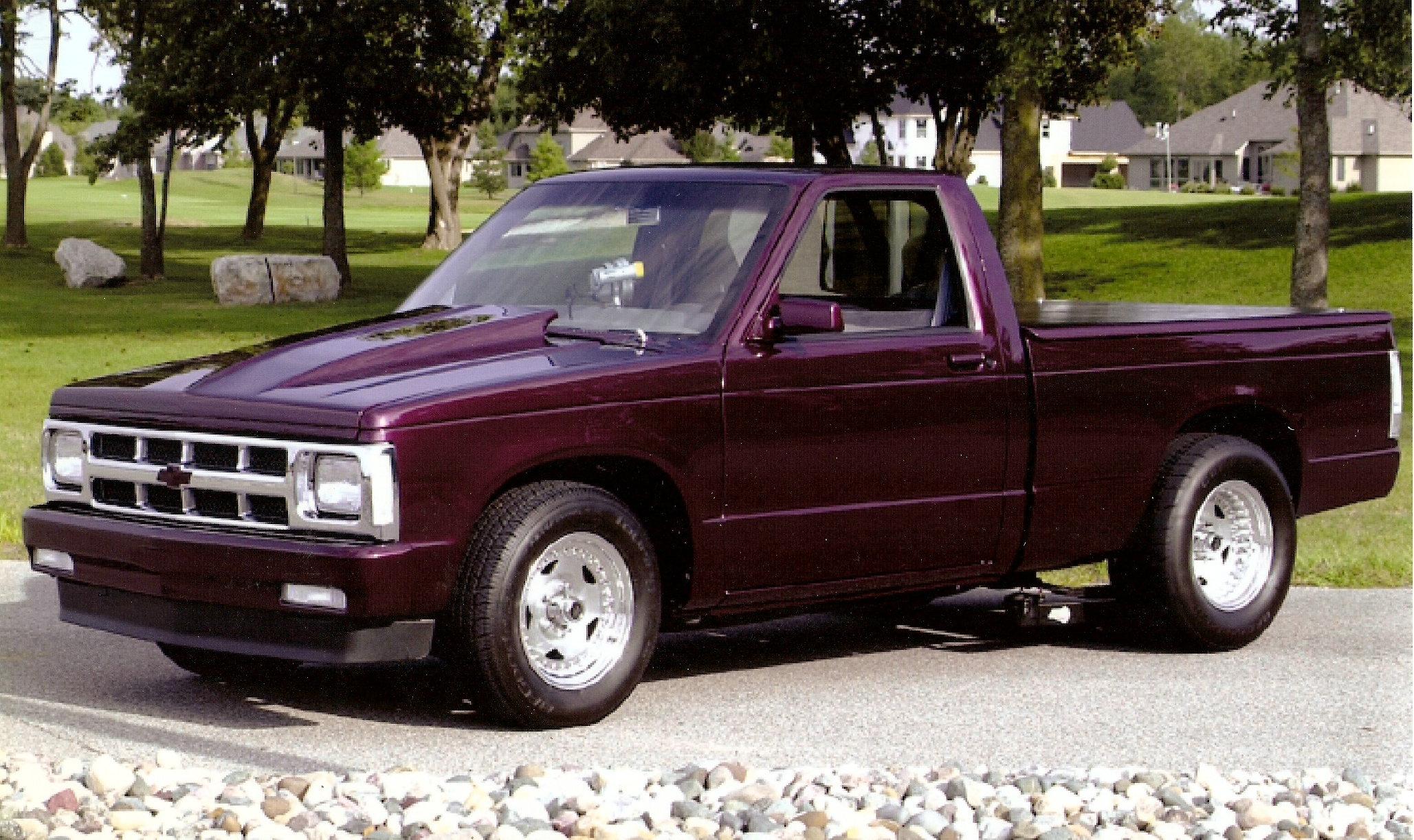 Chevrolet S-10 Pickup 1993 - 2012 Pickup #4