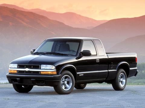 Chevrolet S-10 Pickup 1993 - 2012 Pickup #7