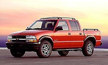 Chevrolet S-10 Pickup 1993 - 2012 Pickup #5