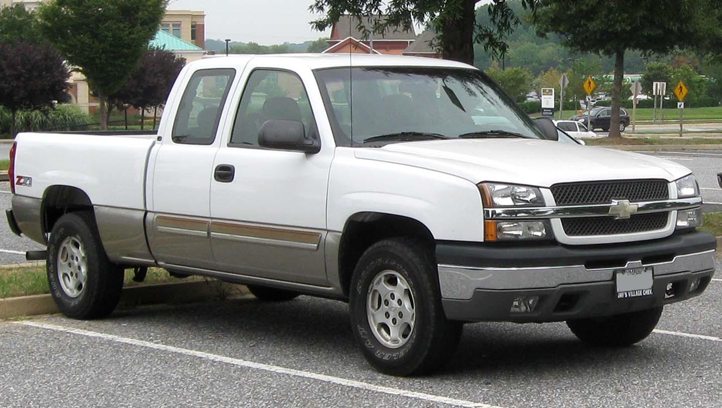 Chevrolet Silverado I (GMT800) 1998 - 2002 Pickup #6