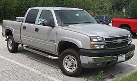 Chevrolet Silverado I (GMT800) 1998 - 2002 Pickup #8