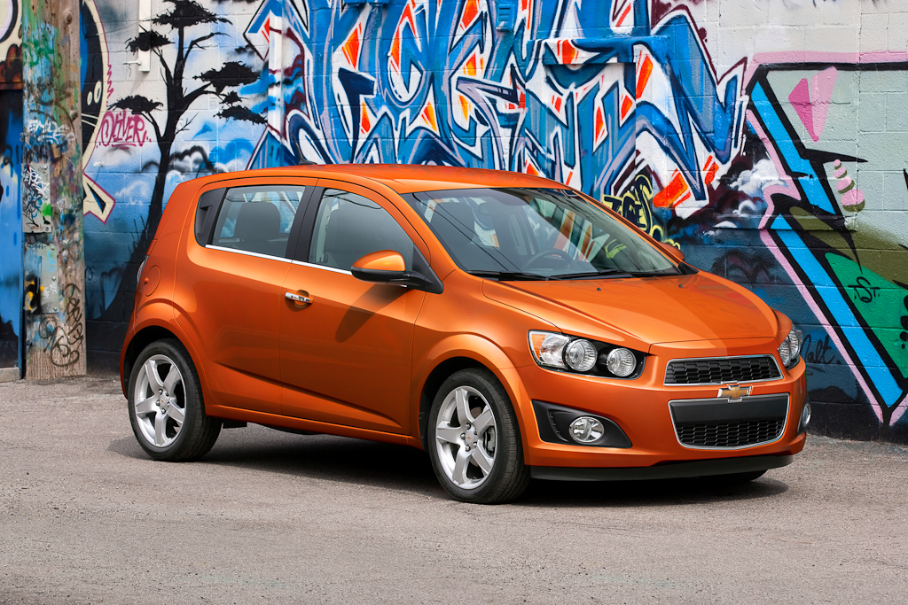 Chevrolet Sonic 2011 - now Hatchback 5 door #2