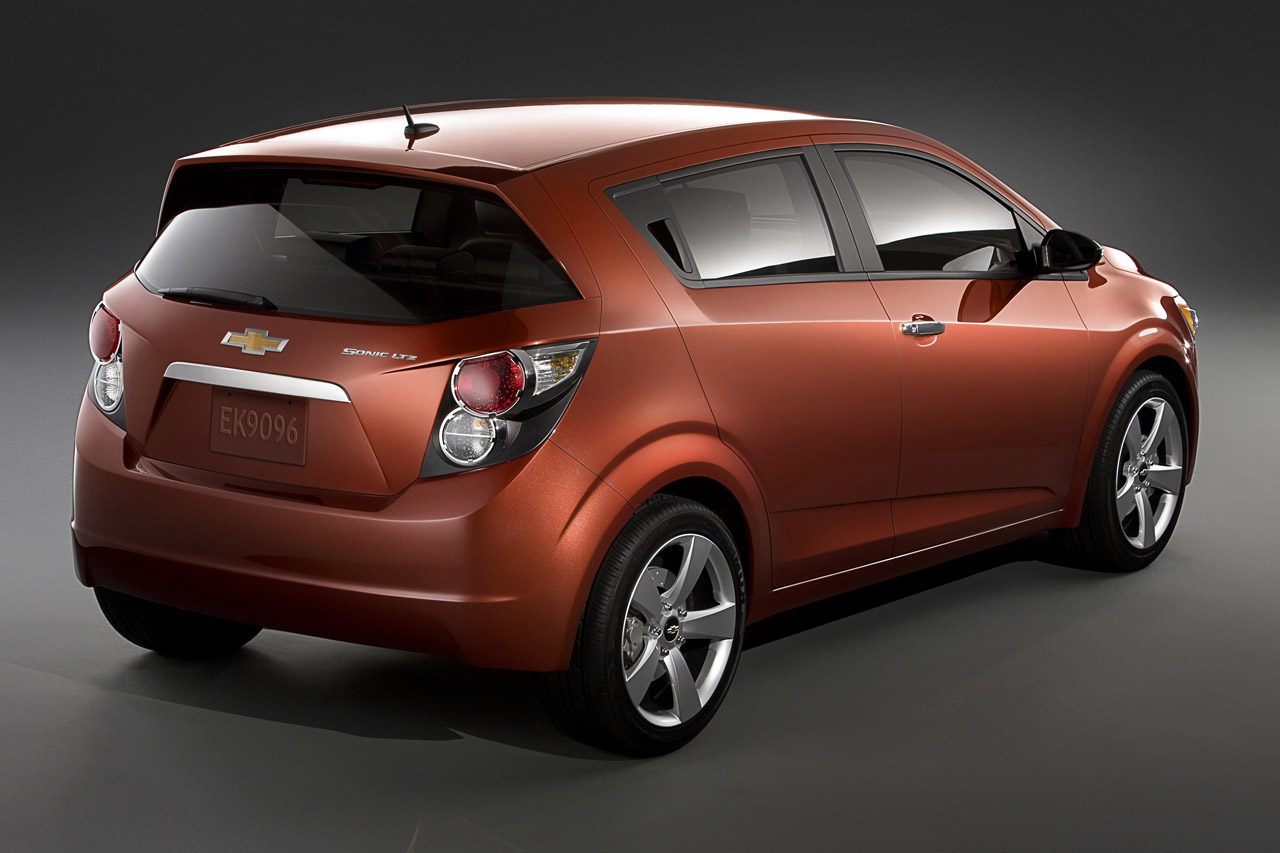 Chevrolet Sonic 2011 - now Hatchback 5 door #3