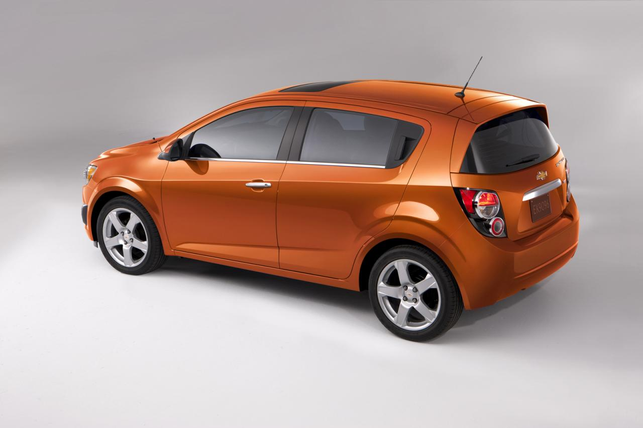 Chevrolet Sonic 2011 - now Hatchback 5 door #6