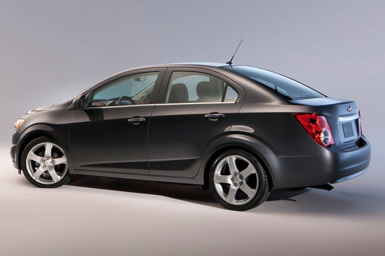 Chevrolet Sonic 2011 - now Sedan #7