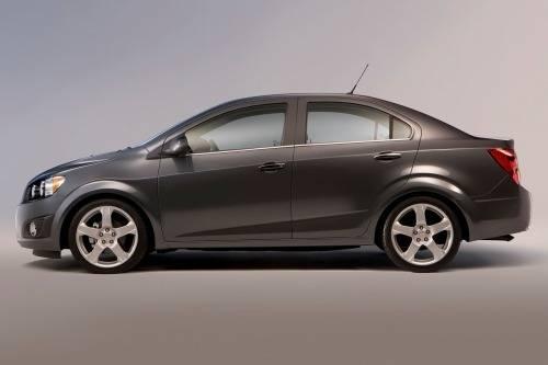 Chevrolet Sonic 2011 - now Sedan #8