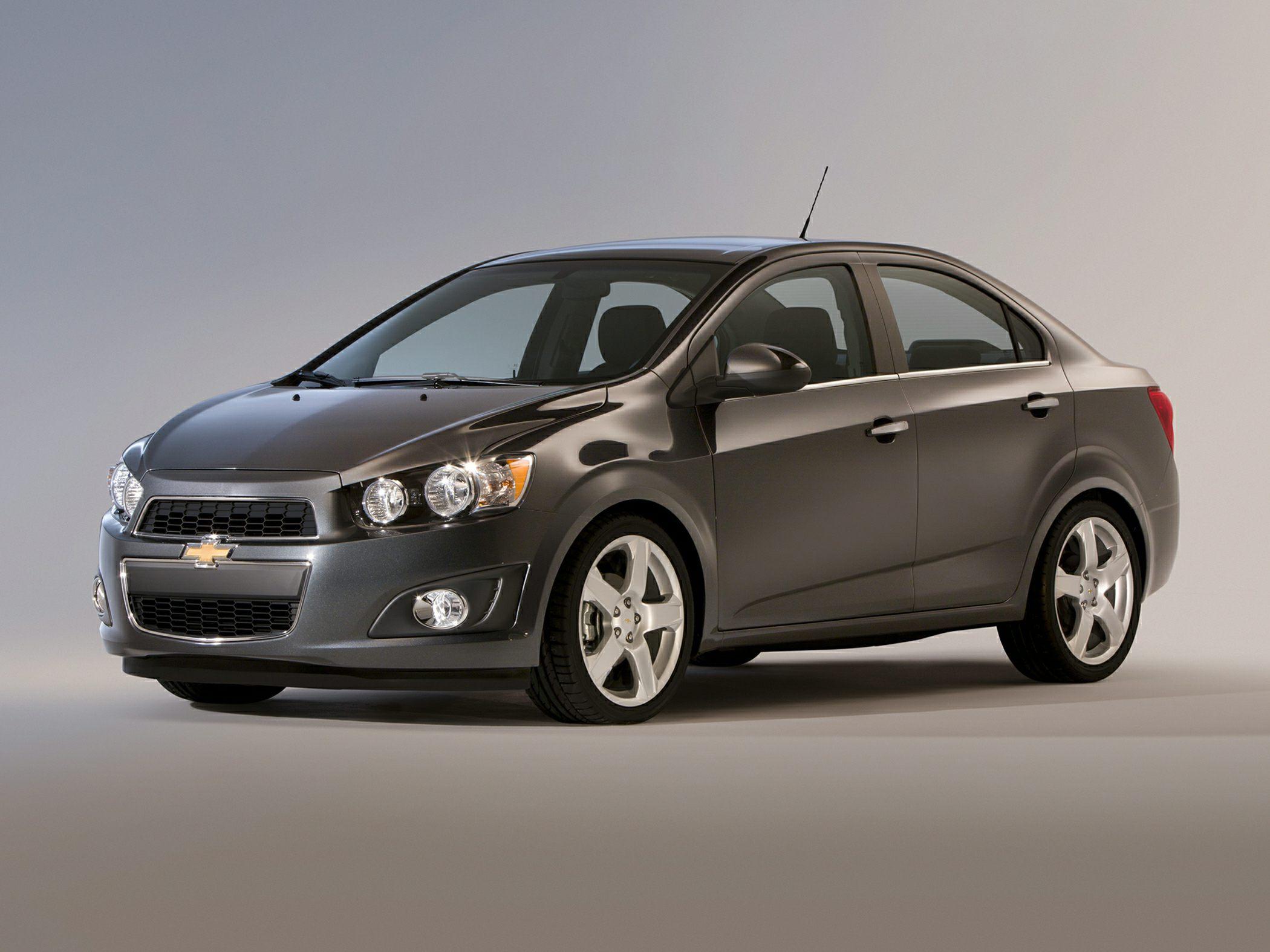Chevrolet Sonic 2011 - now Sedan #6
